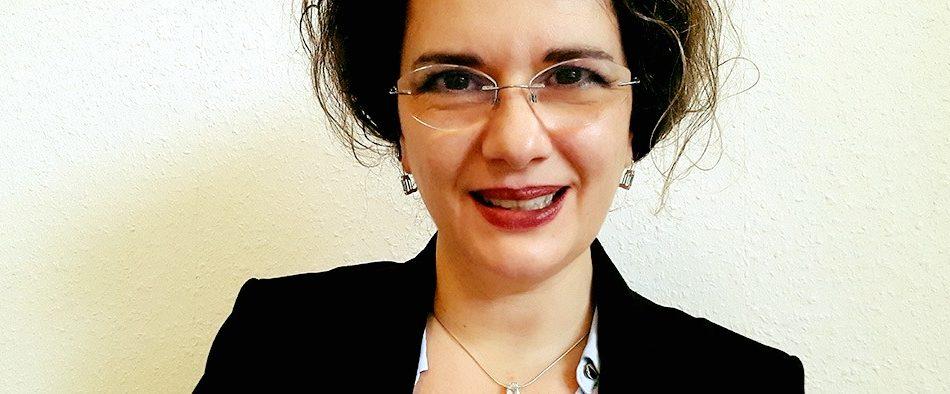 Portrait von Berliner Therapeutin Sabine Brunner